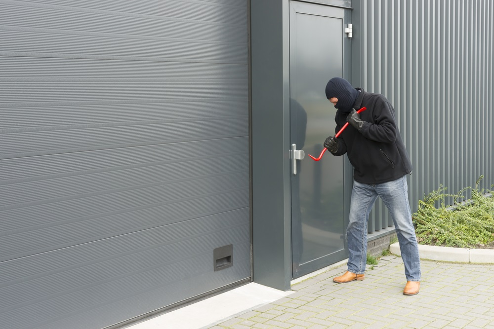 Burglar-proof Your New Home