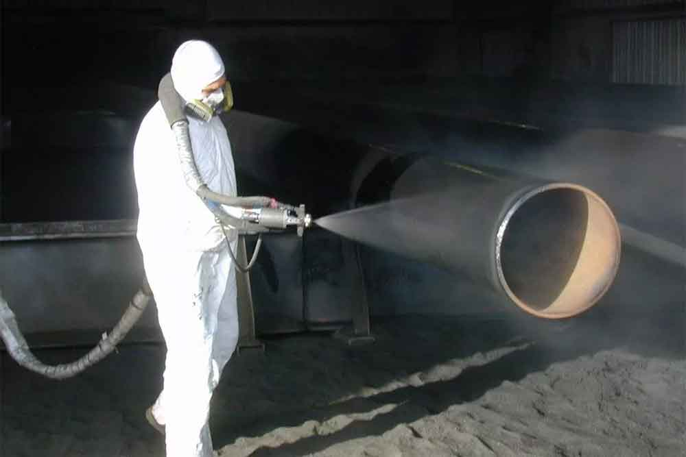 Spray-Insulation